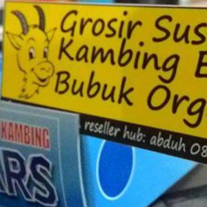 Jual Susu Kambing di Jl. Darmo Permai surabaya